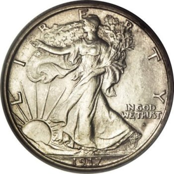One of the most beautiful coins ever designed